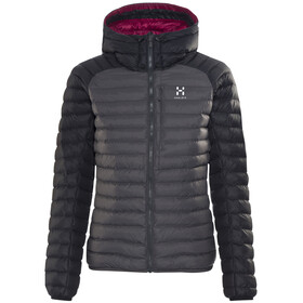 Haglöfs Essens Mimic Hood Women magnetite/true black